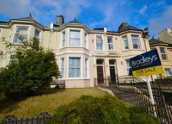 Thumbnail 4 bedroom terraced house for sale in Saltash Road, Keyham, Plymouth, Devon