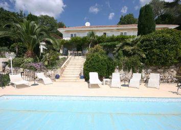 Thumbnail 5 bed villa for sale in Tourrettes-Sur-Loup, Tourrettes-Sur-Loup, Le Bar-Sur-Loup, Grasse, Alpes-Maritimes, Provence-Alpes-Côte D'azur, France
