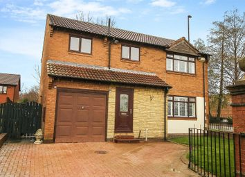 4 bed detached house for sale in West Mount, Killingworth, Newcastle Upon Tyne NE12