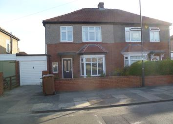 3 bed semi-detached house to rent in Beverley Road, Whitley Bay NE25