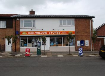 Thumbnail Retail premises for sale in 61-63 Willow Crescent, Oakham