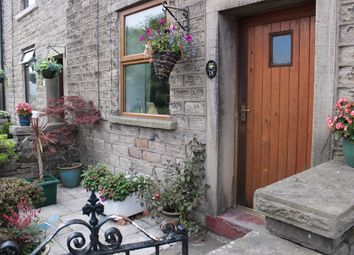Thumbnail 2 bed terraced house for sale in Glossop Road, Charlesworth, Glossop