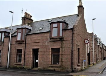 Thumbnail 3 bed end terrace house for sale in Ugie Road, Peterhead