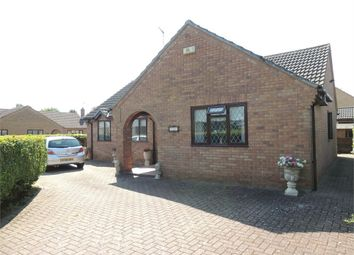 Thumbnail 3 bed detached bungalow for sale in Campsey Road, Southery, Downham Market