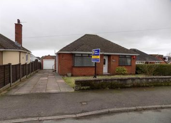Thumbnail 2 bedroom detached bungalow to rent in Stoneyfields, Bidduph Moor, Stoke-On-Trent, Staffordshire