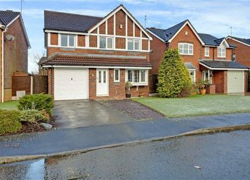 Thumbnail 4 bed detached house for sale in Fernleigh Close, Winsford, Cheshire