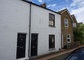 Thumbnail 2 bed terraced house for sale in Victoria Road, Chislehurst
