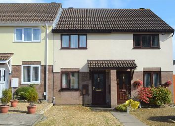 Thumbnail 2 bed terraced house for sale in Heol Gwenallt, Swansea
