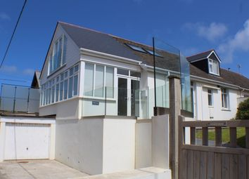 Thumbnail Semi-detached house for sale in New Polzeath, Wadebridge