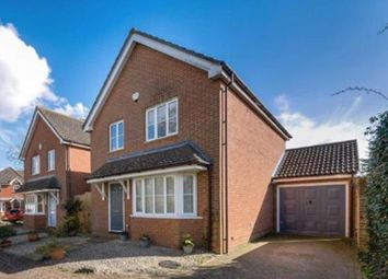 Thumbnail 3 bed property to rent in Antonius Court, Kingsnorth, Ashford