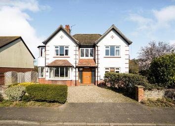 4 bed detached house for sale in Park Road, Cromer NR27