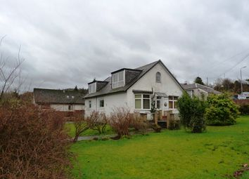Thumbnail 4 bedroom detached house for sale in Houston Road, Langbank