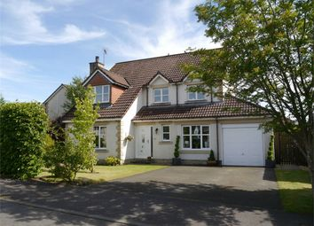 Thumbnail 5 bed detached house for sale in 3 Mayfield Gardens, Milnathort, Kinross-Shire