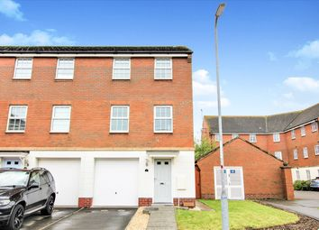 Thumbnail 3 bedroom town house for sale in Narberth Close, Coedkernew, Newport