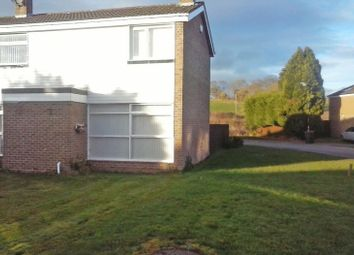 Thumbnail 3 bed end terrace house for sale in Piper Road, Ovingham, Prudhoe