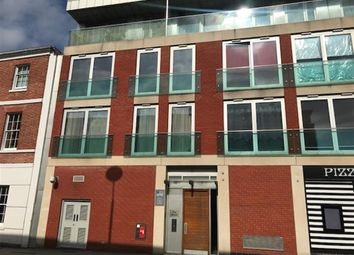Thumbnail 1 bed flat for sale in Highcross Street, Leicester