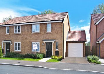 Thumbnail 3 bed semi-detached house to rent in May Hill View, Newent