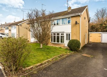 Thumbnail 3 bed semi-detached house for sale in Trimpley Drive, Kidderminster