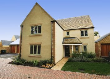 Thumbnail 5 bed detached house for sale in Squirrel Close, Upper Rissington