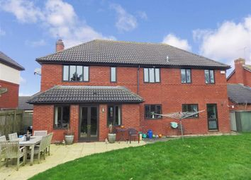 Thumbnail 5 bed detached house for sale in Morelands Grove, Larkspear Close, Gloucester