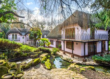 Doctors Hill, Sherfield English, Romsey SO51. 6 bed cottage for sale