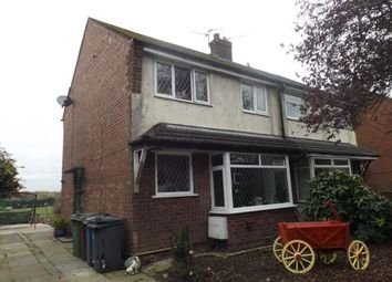 Thumbnail 3 bed semi-detached house for sale in Farm Lane, Prestwich, Manchester
