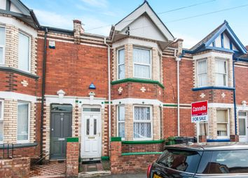Thumbnail 3 bed terraced house for sale in Old Vicarage Road, St. Thomas, Exeter