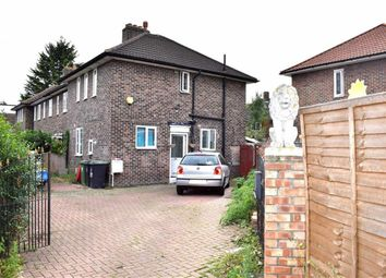 Thumbnail 3 bed end terrace house for sale in Brookehowse Road, London