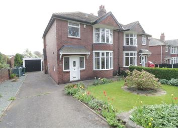 Thumbnail 3 bed semi-detached house to rent in Doncaster Road, Clifton, Rotherham, South Yorkshire