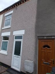 Thumbnail 2 bed terraced house to rent in Gladstone Road, Alfreton