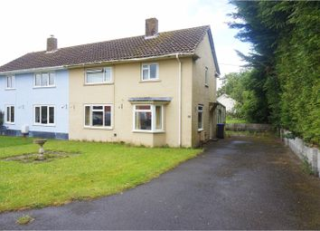 Thumbnail 3 bed semi-detached house for sale in Moot Close, Salisbury