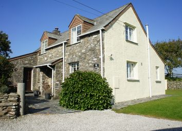 Thumbnail 2 bed cottage to rent in Trewartha, Veryan, Truro