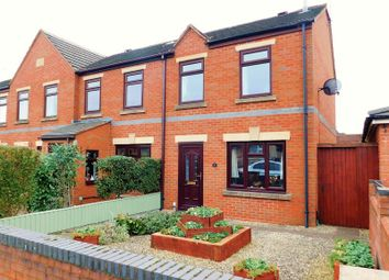 Thumbnail 2 bed end terrace house for sale in Kingston Row, Dartmouth Street, Stafford