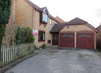 Thumbnail 4 bed detached house for sale in Falstaff Way, Totton, Southampton