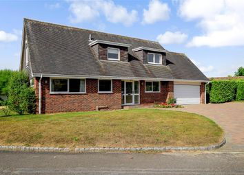 Thumbnail 3 bed bungalow for sale in Woodland Close, Clapham, Worthing, West Sussex
