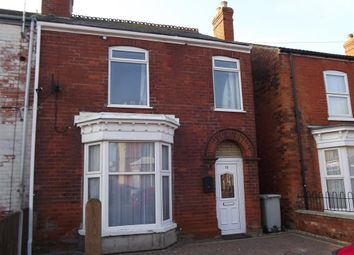 Thumbnail End terrace house for sale in Fitzwilliam Street, Mablethorpe