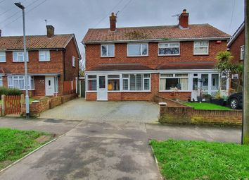 Thumbnail 2 bed semi-detached house for sale in Park Road, Birchington