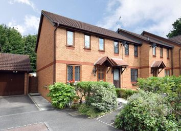 Thumbnail 2 bedroom end terrace house for sale in Sen Close, Warfield, Berkshire
