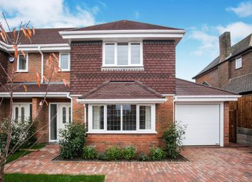 Thumbnail 4 bed semi-detached house for sale in Bloomfield Road, Harpenden