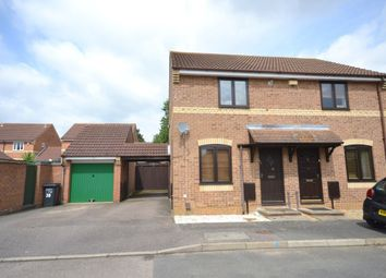 Thumbnail 2 bedroom semi-detached house to rent in Oransay Close, Great Billing, Northampton