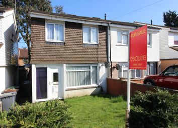Thumbnail 3 bed semi-detached house to rent in Hockwell Ring, Luton