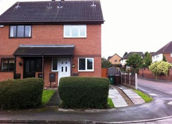 2 bed semi-detached house to rent in Academy Close, Basford, Nottingham. NG6