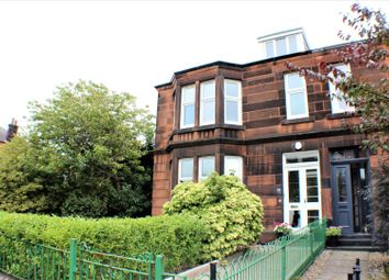 Thumbnail 4 bed terraced house for sale in Queen Victoria Drive, Glasgow