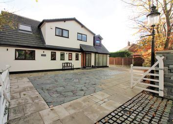Thumbnail 4 bedroom detached house for sale in The Paddock Holmefield Avenue, Cleveleys