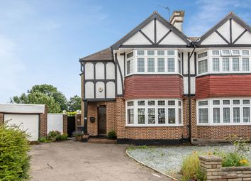 Thumbnail 3 bedroom semi-detached house for sale in Austyn Gardens, Surbiton