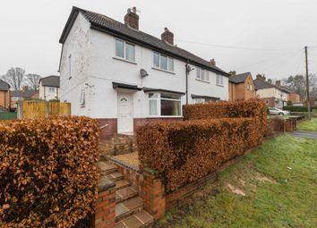 Thumbnail 3 bed semi-detached house for sale in Selborne Road, Leek