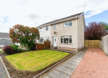 Thumbnail 3 bed property for sale in Connell Crescent, Mauchline