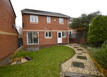 Thumbnail 4 bedroom detached house for sale in Arrowsmith Drive, Stonehouse, Gloucestershire