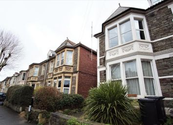 Thumbnail 4 bed maisonette to rent in Cranbrook Road, Redland, Bristol