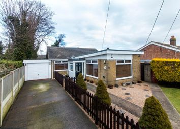 Thumbnail 3 bed detached bungalow for sale in Old Dover Road, Capel-Le-Ferne, Folkestone